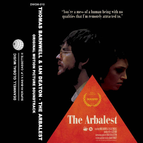 IAN DEATON & THOMAS BARNWELL - The Arbalest OST TAPE