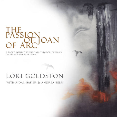 LORI GOLDSTON & AIDAN BAKER & ANDREA BELFI - The Passion of Joan of Arc CD