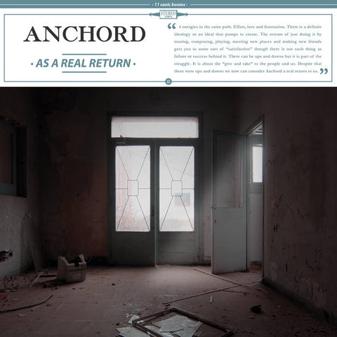 ANCHORD - As A Real Return LP