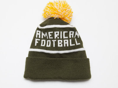 AMERICAN FOOTBALL - American Football KNIT HAT
