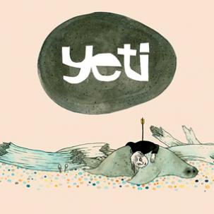 "YETI - Issue # 13 MAG + 7"" (karen dalton, moon duo)"