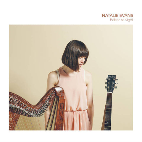 NATALIE EVANS - Better At Night LP