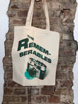 THE REMEMBERABLES - camera Tote Bag