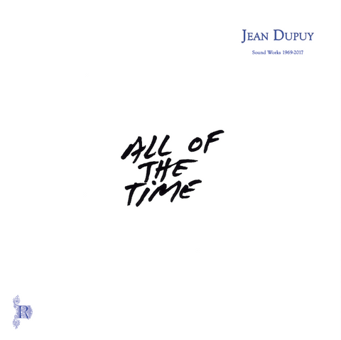 JEAN DUPUY - All Of The Time LP