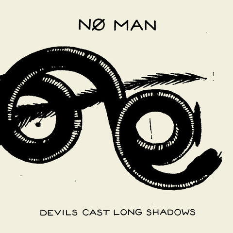 NŘ MAN (NO MAN) - Devils Cast Long Shadows LP