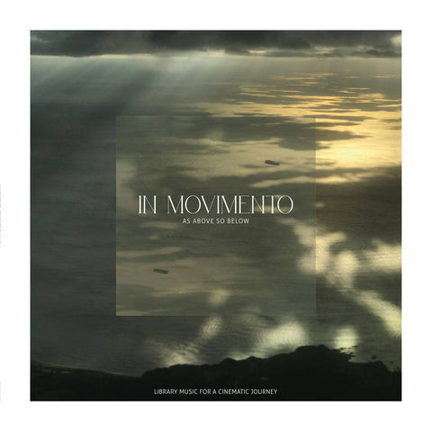 GEOFFREY LOLLI - In Movimento (As Above, So Below) (Library Music For A Cinematic Journey) LP