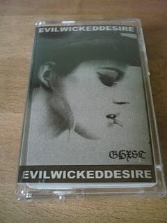 GHXST - wicked evil desire TAPE