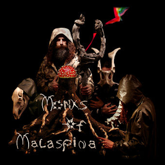 MONKS OF MALASPINA - Volume One LP