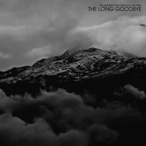 AN AUTUMN FOR CRIPPLED CHILDREN - The Long Goodbye LP (white vinyl)