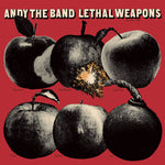 ANDY THE BAND - lethal weapon LP