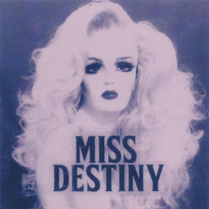 MISS DESTINY - House Of Wax / The One 7""