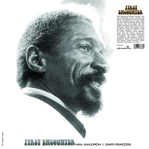 MAL WALDRON & GARY PEACOCK - first encounter LP