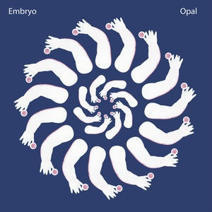 EMBRYO - Opal LP (Italian Press)