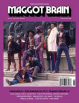 MAGGOT BRAIN - #3 Dec*Jan*Feb 2021 MAGAZINE