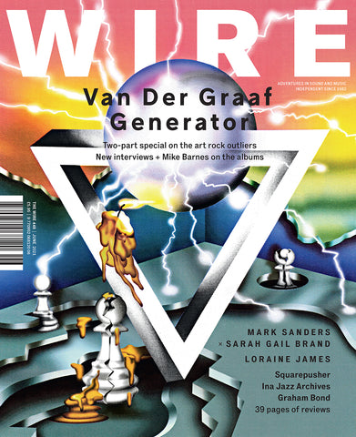 THE WIRE - #449 JUNE 2021 MAG