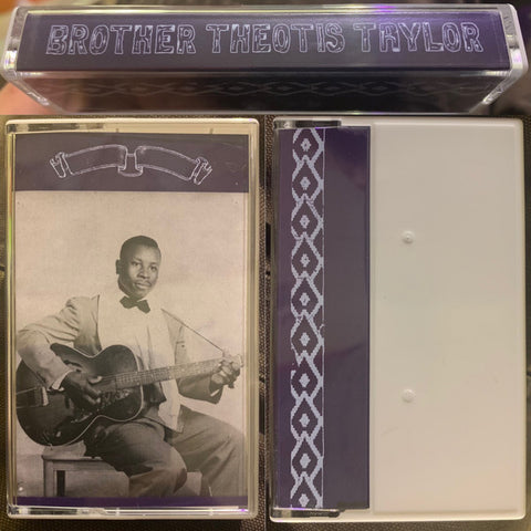 BROTHER THEOTIS TAYLOR - s/t TAPE