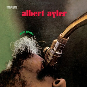 ALBERT AYLER - new grass LP