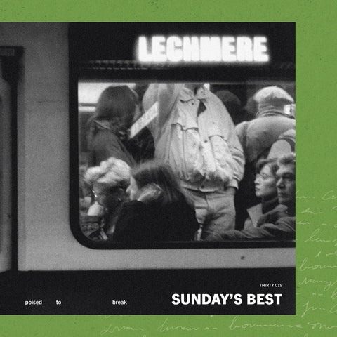 SUNDAY'S BEST - Poised To Break LP