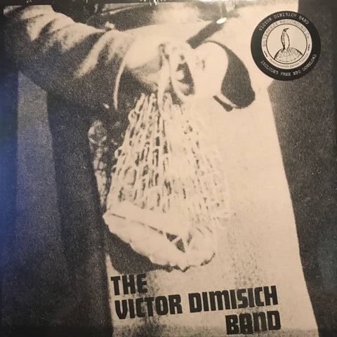 THE VICTOR DIMISICH BAND - s/t LP