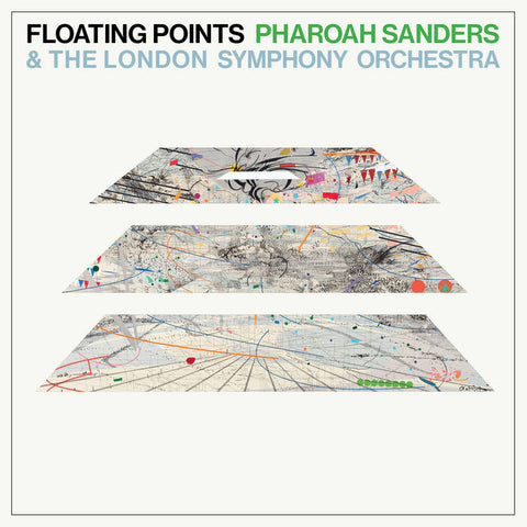 PHAROAH SANDERS & FLOATING POINTS & THE LONDON SYMPHONY ORCHESTRA - Promises LP