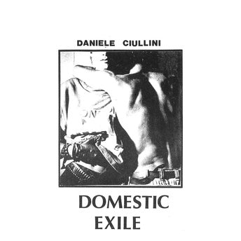 DANIELE CIULLINI - Domestic Exile Collected Works 82-86 LP