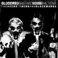 BASTARD NOISE / BLOODRED BACTERIA - from zero to hero and blackwards LP