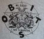 OBITS - Me Today, You Tomorrow T-shirt