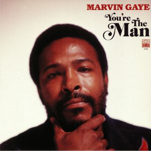 MARVIN GAYE - You're The Man DLP