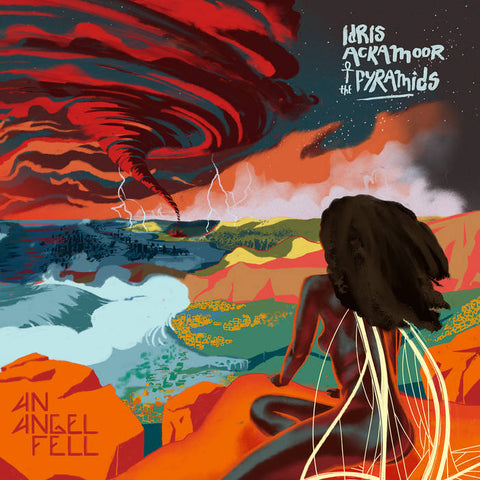 IDRIS ACKAMOOR & THE PYRAMIDS - An Angel Fell DLP