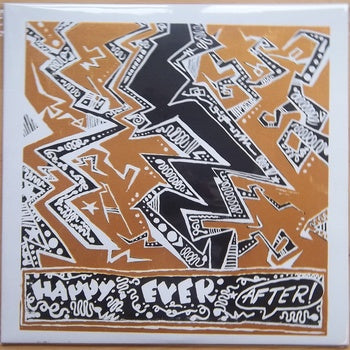 HAPPY EVER AFTER - s/t LP