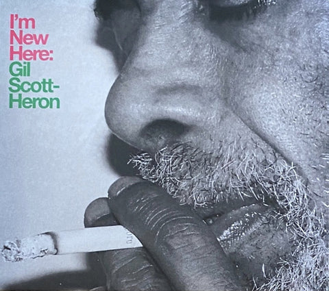 GIL SCOTT HERON - I'm New Here (10th Anniversary Edition) DLP