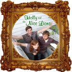 HOLLY AND THE NICE LIONS - Nom De Plume / No Future 7""