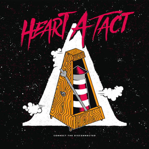 HEART A TACT - Connect the Disconnected LP