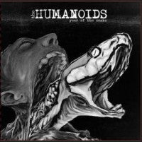 HUMANOIDS - Year of the Snake 7""