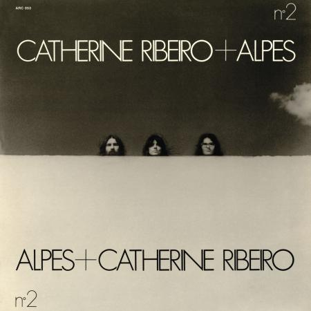 CATHERINE RIBEIRO + ALPES - No. 2 LP