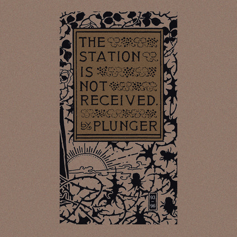 PLUNGER - The Station Is Not Received 3xCD + DVD