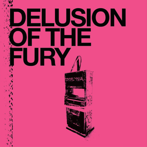 DELUSION OF THE FURY - Delusion of the Fury LP