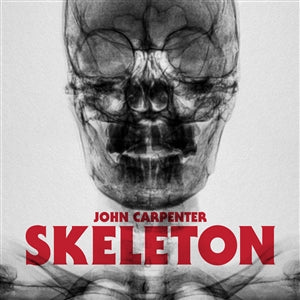 JOHN CARPENTER - skeleton LP
