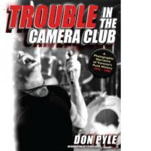 DON PYLE - trouble in the camera club BOOK