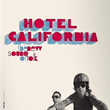 MR BROWN / HOTEL CALIFORNIA - split LP