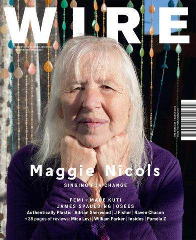 THE WIRE - Issue 445 MARCH 2021 MAG