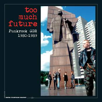 V/A - Too Much Future - Punkrock GDR 1980-1989 3LP+BOOK-BOXSET