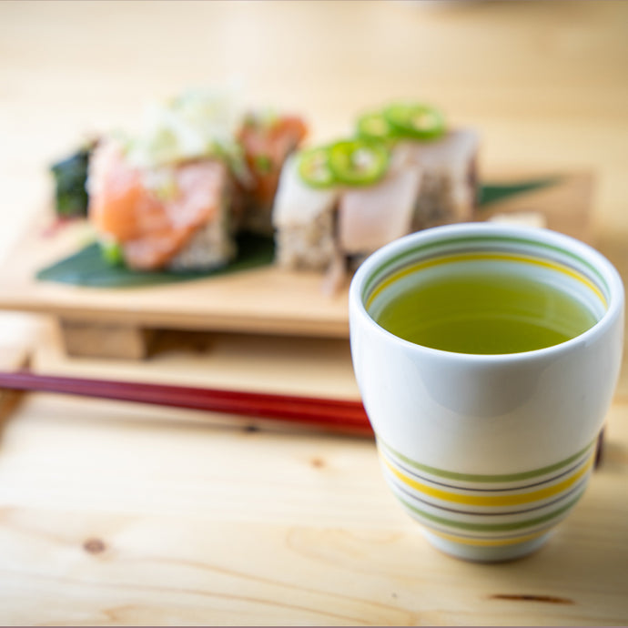 Shincha for Sushi