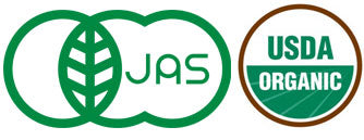 JAS and USDA logo
