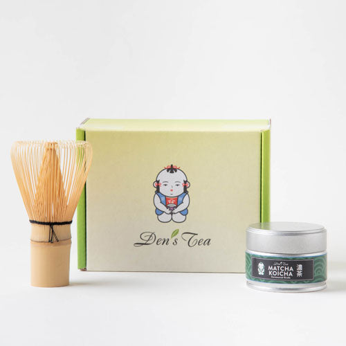 Matcha and Chasen Gift Set