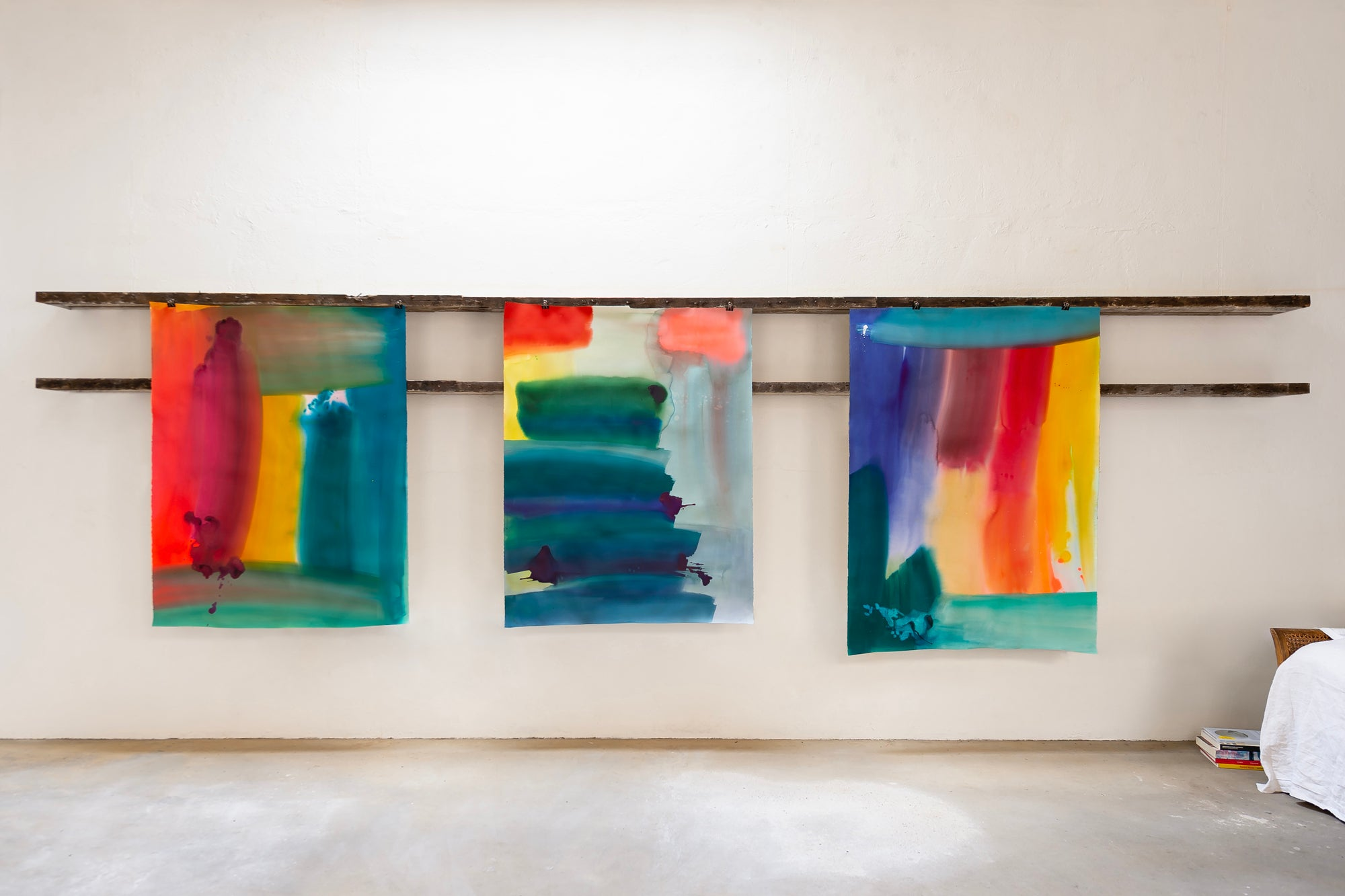Ptolemy Mann paintings from nature
