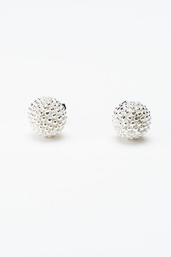 Mimosa Stud Earrings