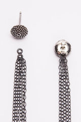 Bobbled Pollen Studs with Detachable Chains