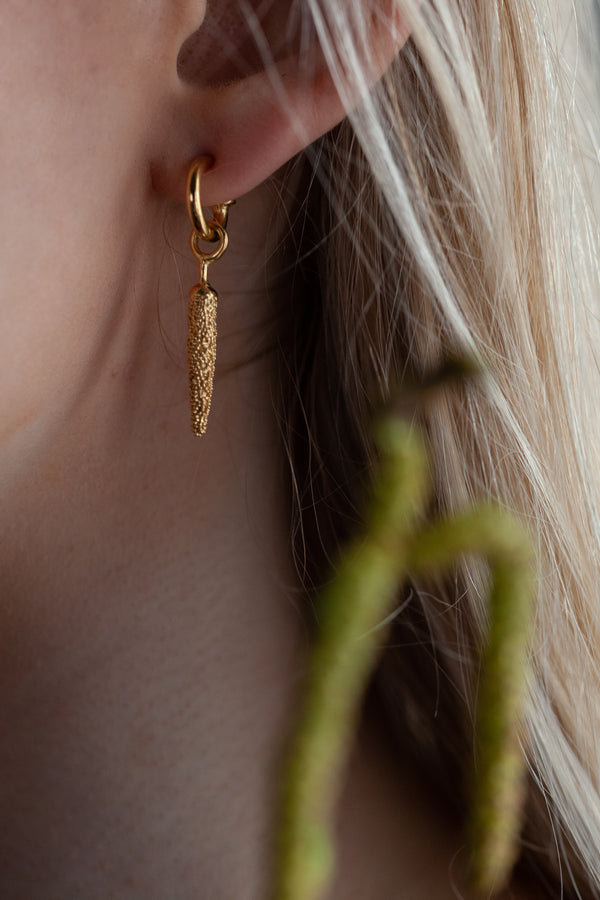 Catkin Drop Earrings