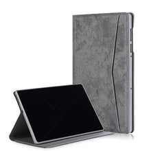 "Load image into Gallery viewer, ProElite Smart Multi Angle case Cover for Lenovo Tab M10 Plus X606V / TB-X606F / TB-X606X 10.3"" FHD Tablet [Grey]"